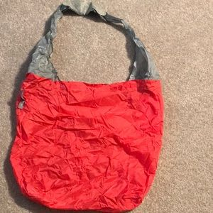 flip and tumble Bags - Reusable tote bags - Last one!